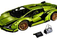 Photo of Lego Technic : construisez la Lamborghini Sián FKP 37