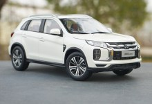 Photo of 1/18 : Le Mitsubishi ASX arrive chez Paudi