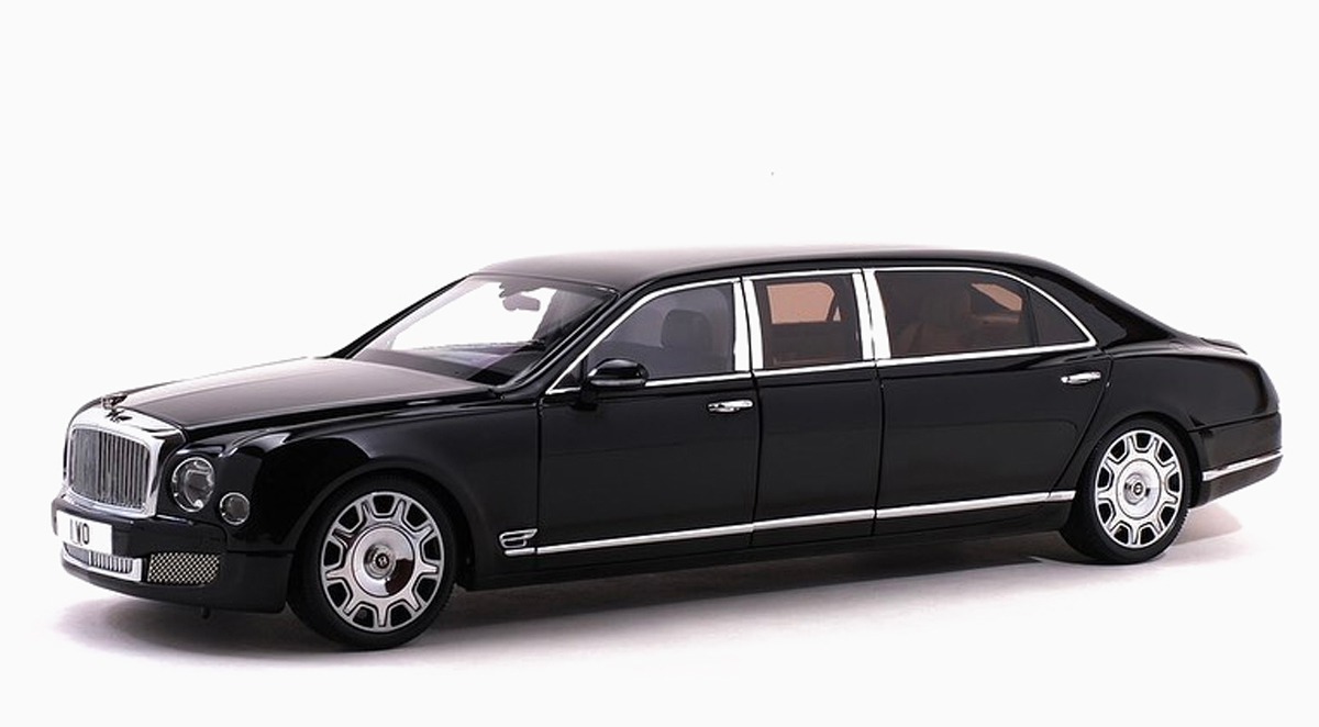 1/18 Bentley Mulsanne Grand Limousine