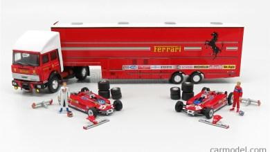 RTS09 Brumm Ferrari set