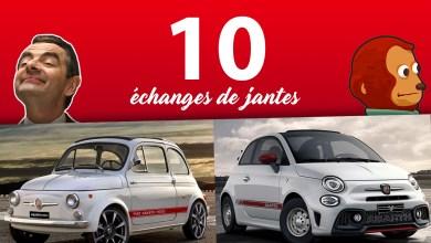 Photo of Ces 10 voitures échangent leurs jantes avec l'ancienne génération