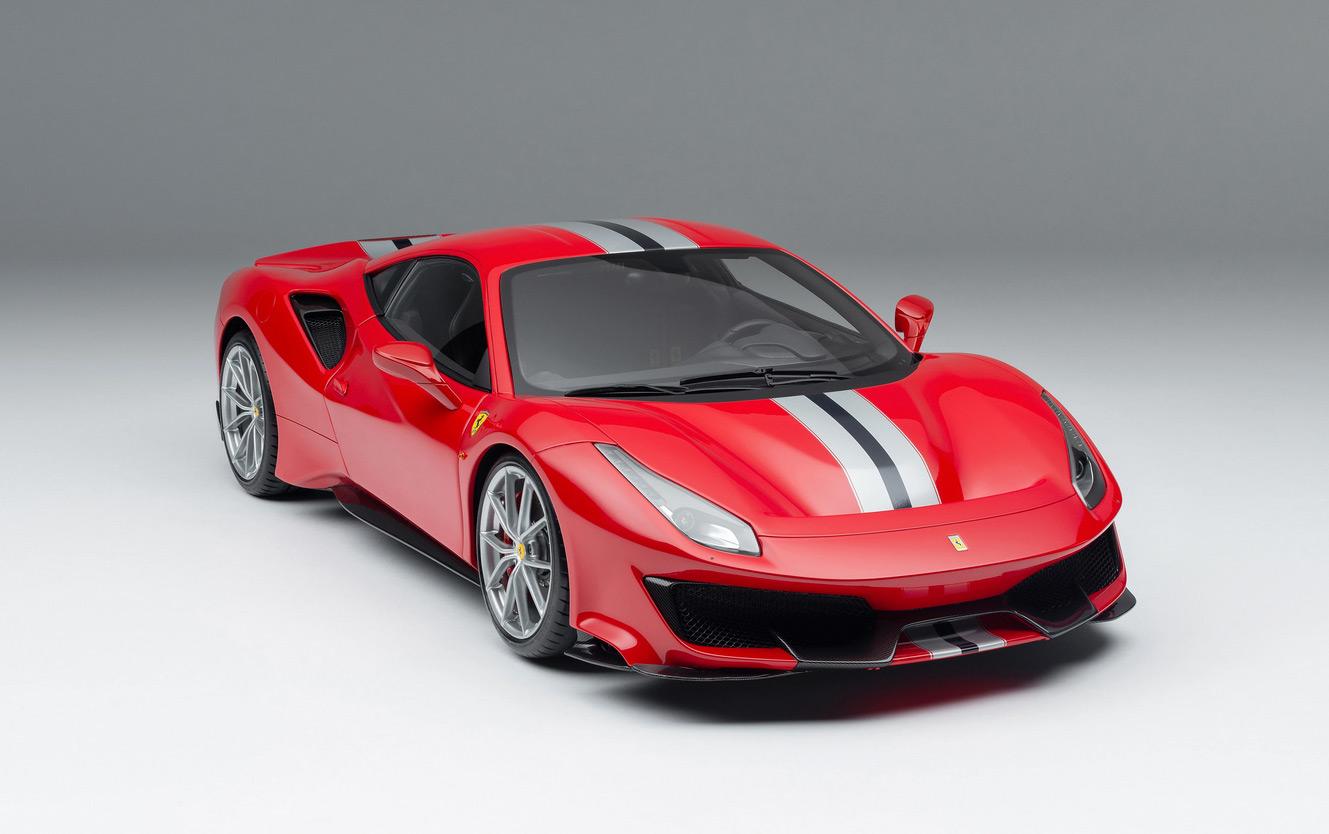 Prix de la Ferrari 488 Pista Amalgam