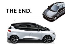 Photo of Au revoir, Renault Scenic (1996-2020)