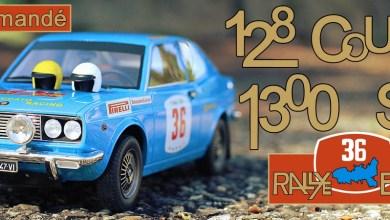 1/18 Fiat 128 Coupé Laudoracing