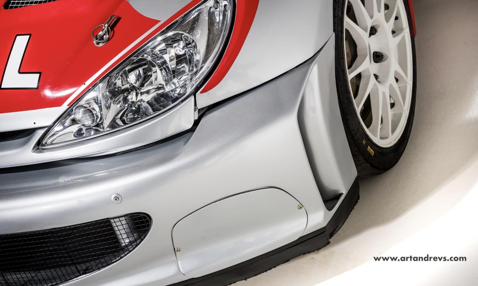 Peugeot 206 WRC à vendre