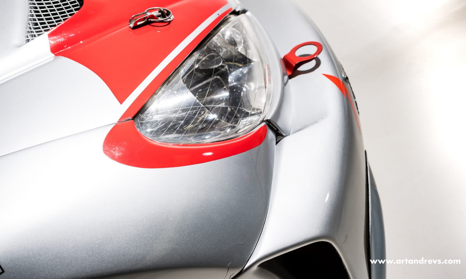 Peugeot 206 WRC Art & Revs