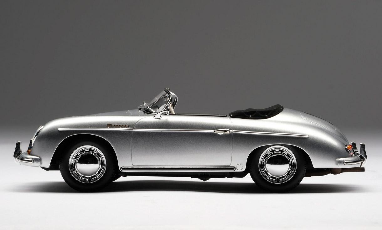 Profil de la 1/18 Porsche 356 A Speedster by Amalgam