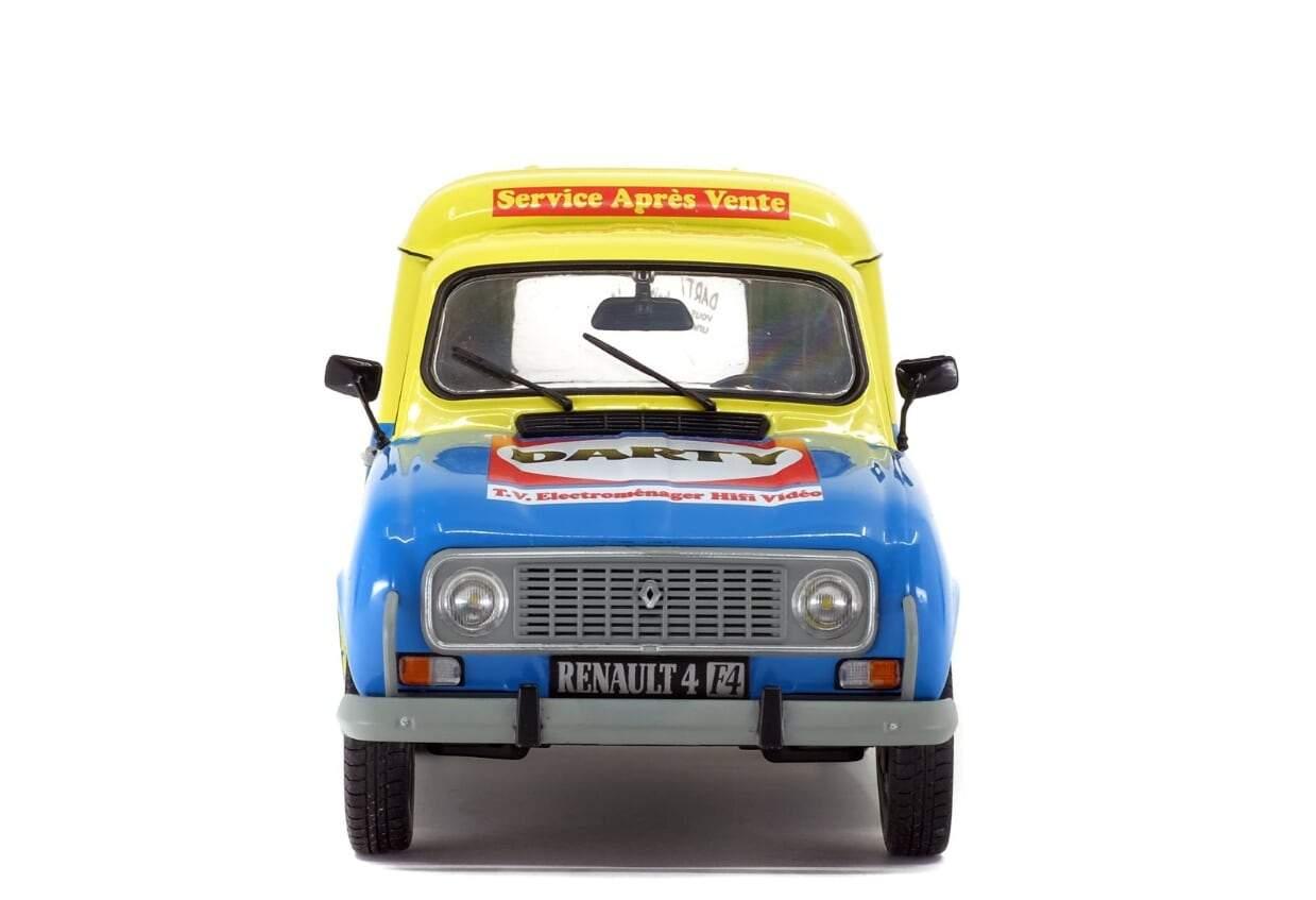 1/18 Renault 4 F4 Solido avant