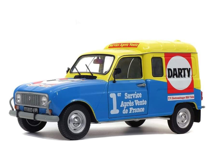 1/18 Renault 4 F4 Solido prix