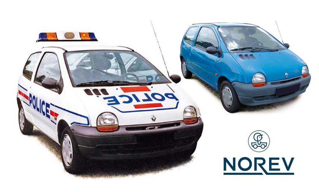 1/18 Renault Twingo Norev
