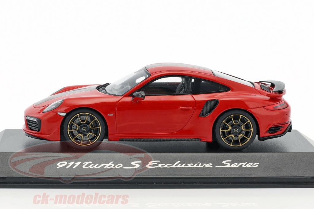 1/43 Porsche 911 Turbo S Exclusive Series SPARK