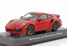 Photo of 1/43 : La Porsche 911 (991) Turbo S Exclusive Series de Spark à 29,95 €