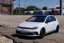 Photo of 1/18 : En exclusivité, DNA sort la VW Golf GTI Clubsport S