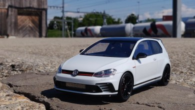 Photo de 1/18 : En exclusivité, DNA sort la VW Golf GTI Clubsport S