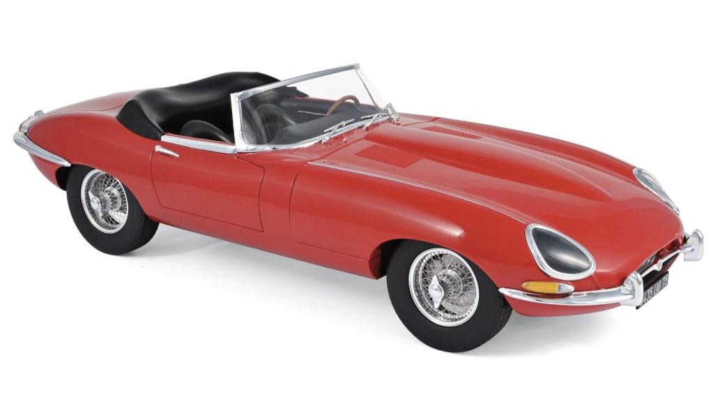 122720 Jaguar Type E Norev 1/12