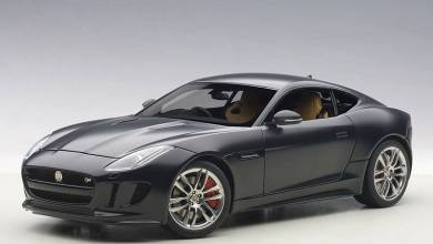 Photo of 1/18 : Modellauto18 « brade » la Jaguar F-Type R AUTOart