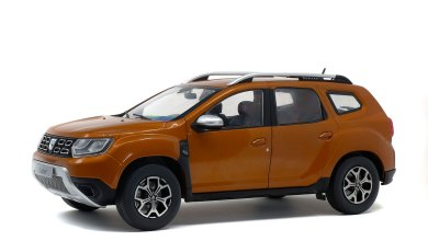 Photo de 1/18 : Le Dacia Duster de Solido est fin prêt