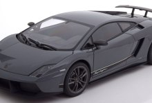 Photo of 1/18 : La Lamborghini Gallardo Superleggera AUTOart remisée