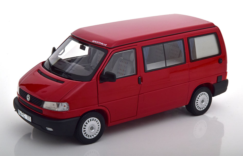 1/18 Volkswagen Transporter T4b Westfalia Schuco