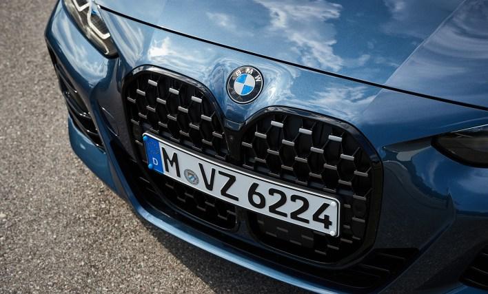 2020 BMW Série 4 (F30) calandre