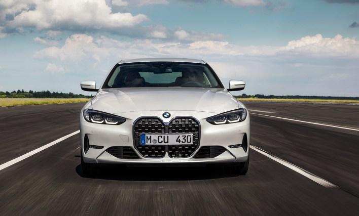 2020 BMW Série 4 (F30) avant