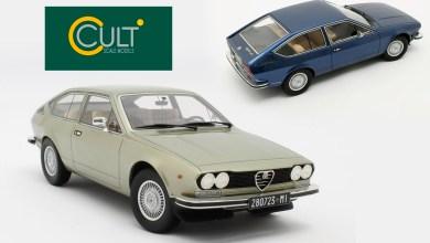 Photo of 1/18 : Cult Models prépare l'Alfa Romeo Alfetta GT