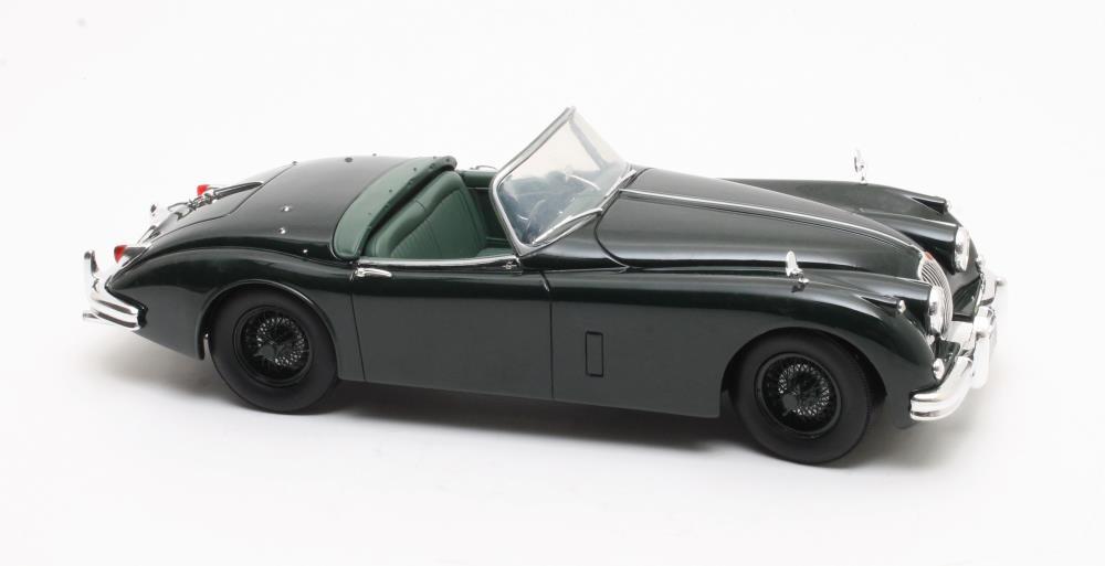 1/18 Jaguar XK150S Cult Models