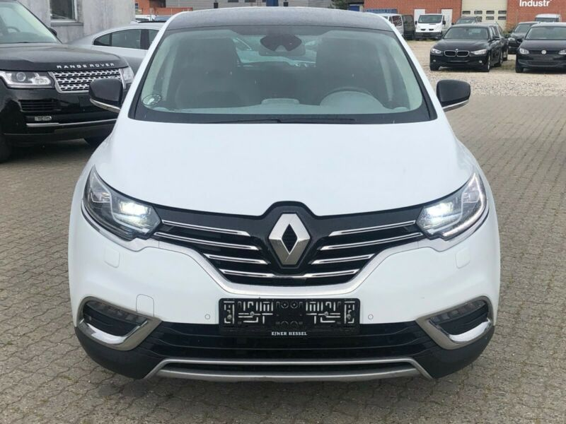 Renault Espace V avant