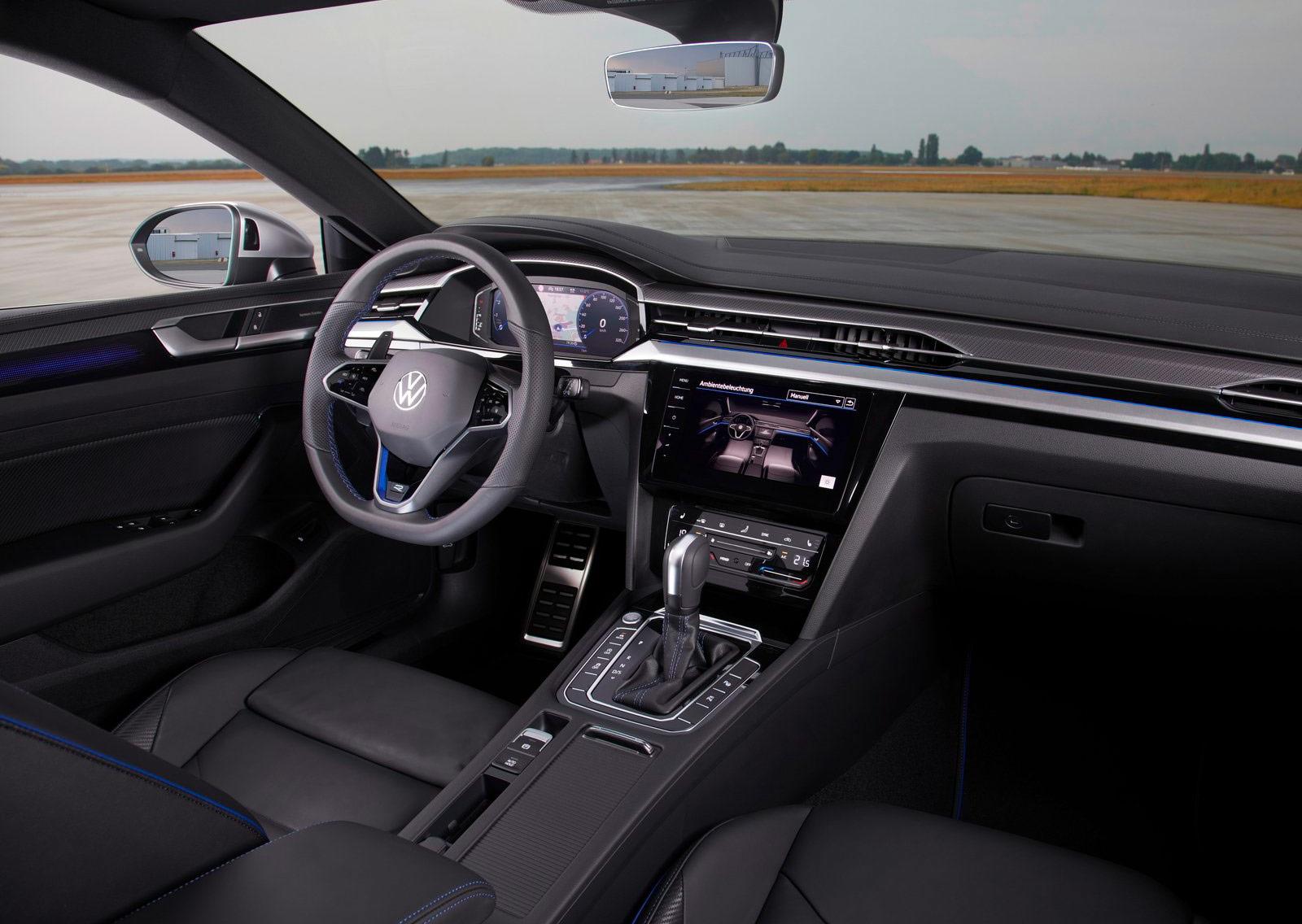 Volkswagen Arteon R tableau de bord
