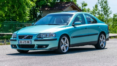 Photo of Volvo S60 R : le daily utime vous attend chez Benzin