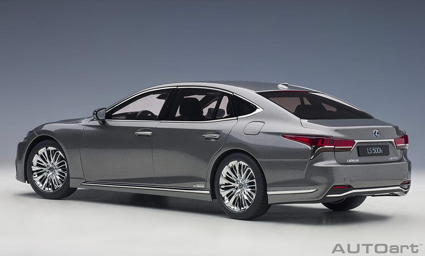 78867 Lexus LS500h AUTOart arrière