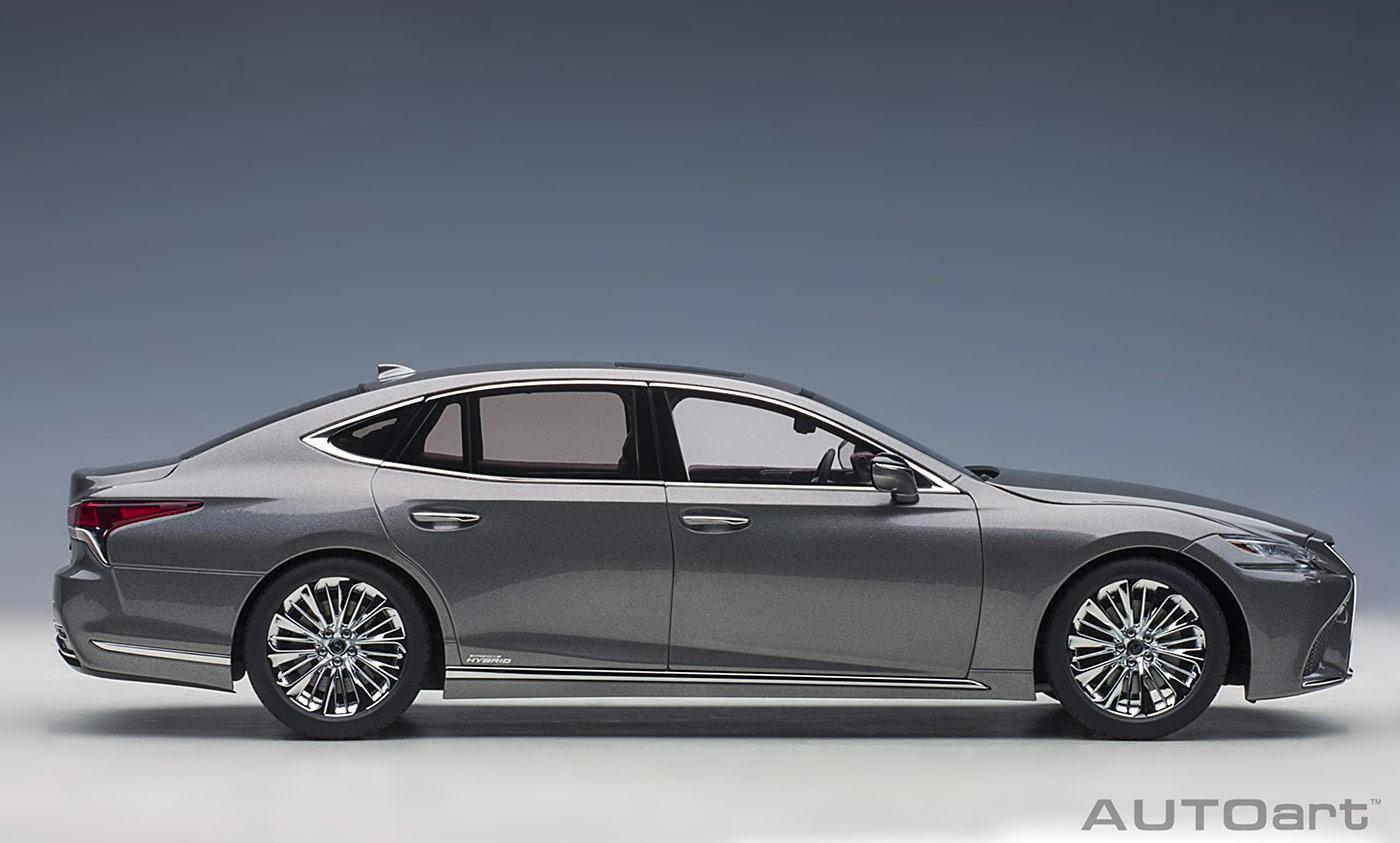 78867 Lexus LS500h AUTOart profil