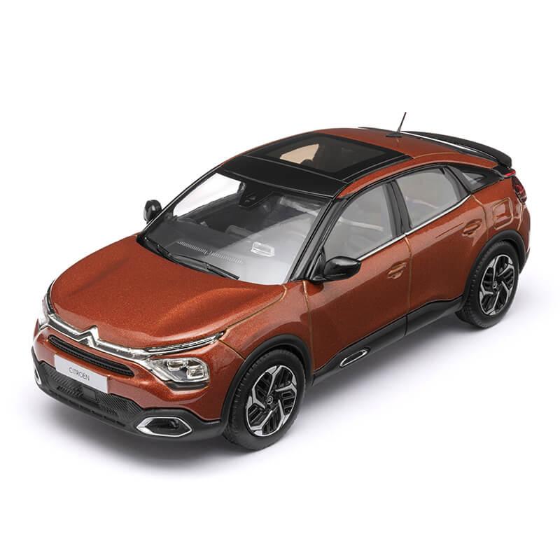 1/43 Citroën C4 2020 NOREV Brun Caramel