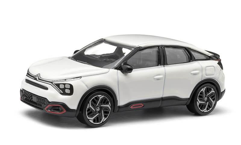 1/64 Citroën C4 2020 NOREV Blanc Banquise