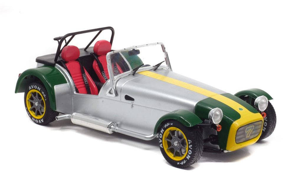 1/18 Lotus Seven Solido S1801801