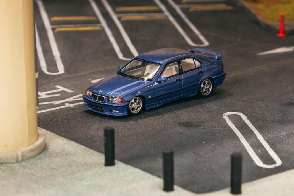 1/64 BMW M3 (E36) Tarmac