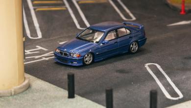 Photo of 1/64 : Tarmac Works prépare la BMW M3 (E36)