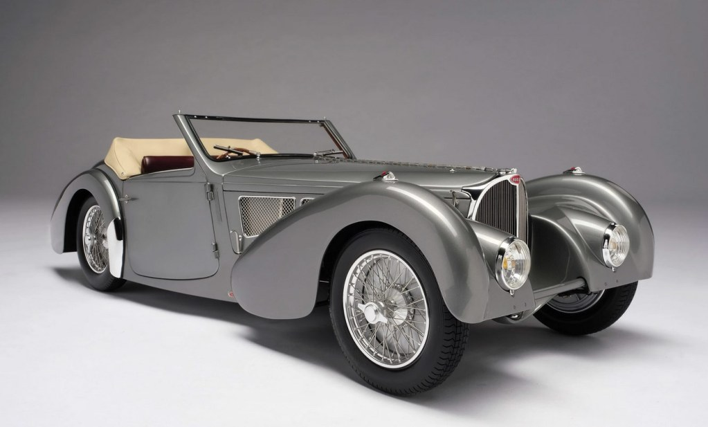 1/8 Bugatti Type 57 SC Gangloff