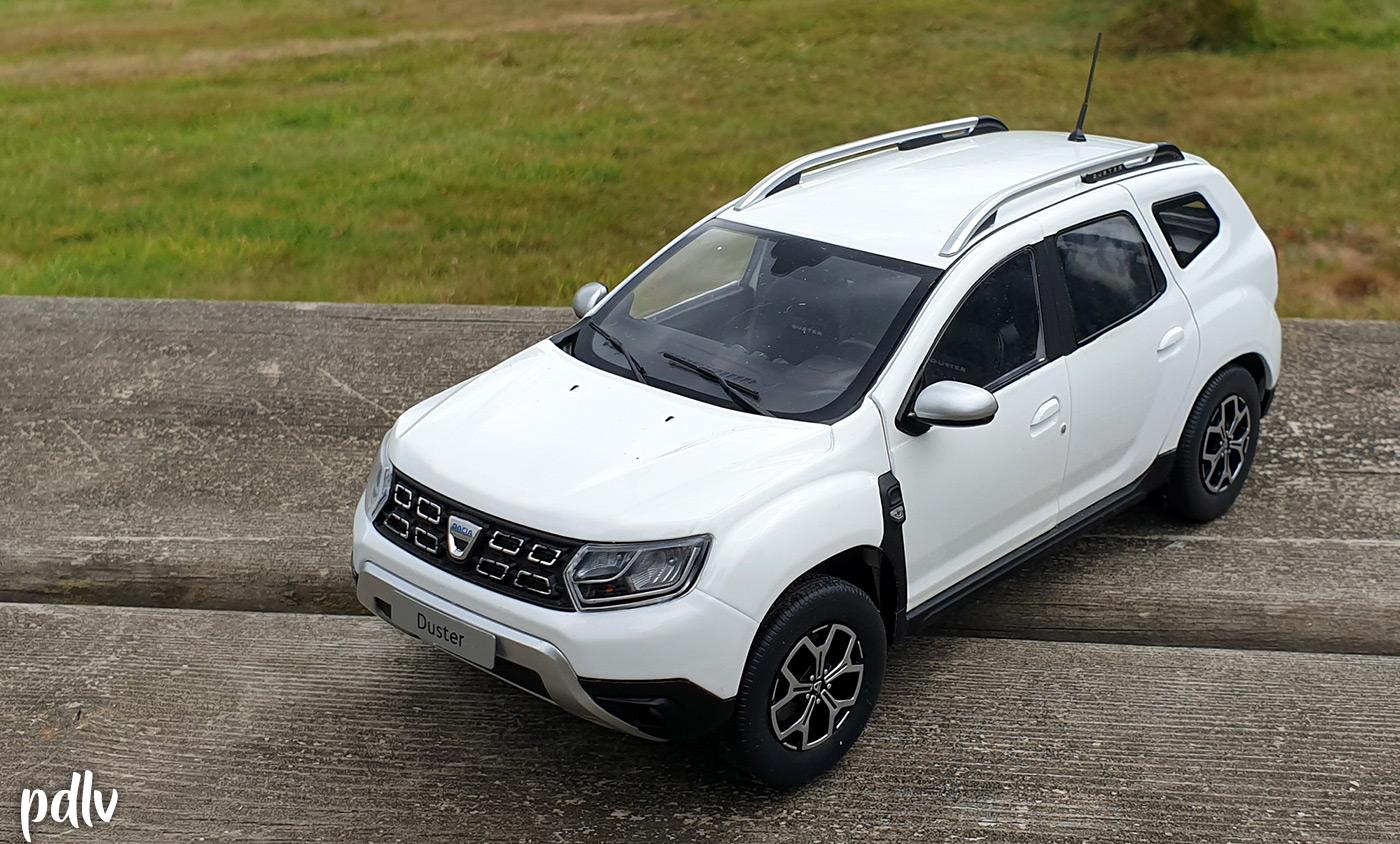 Dacia Duster Solido échelle 1/18