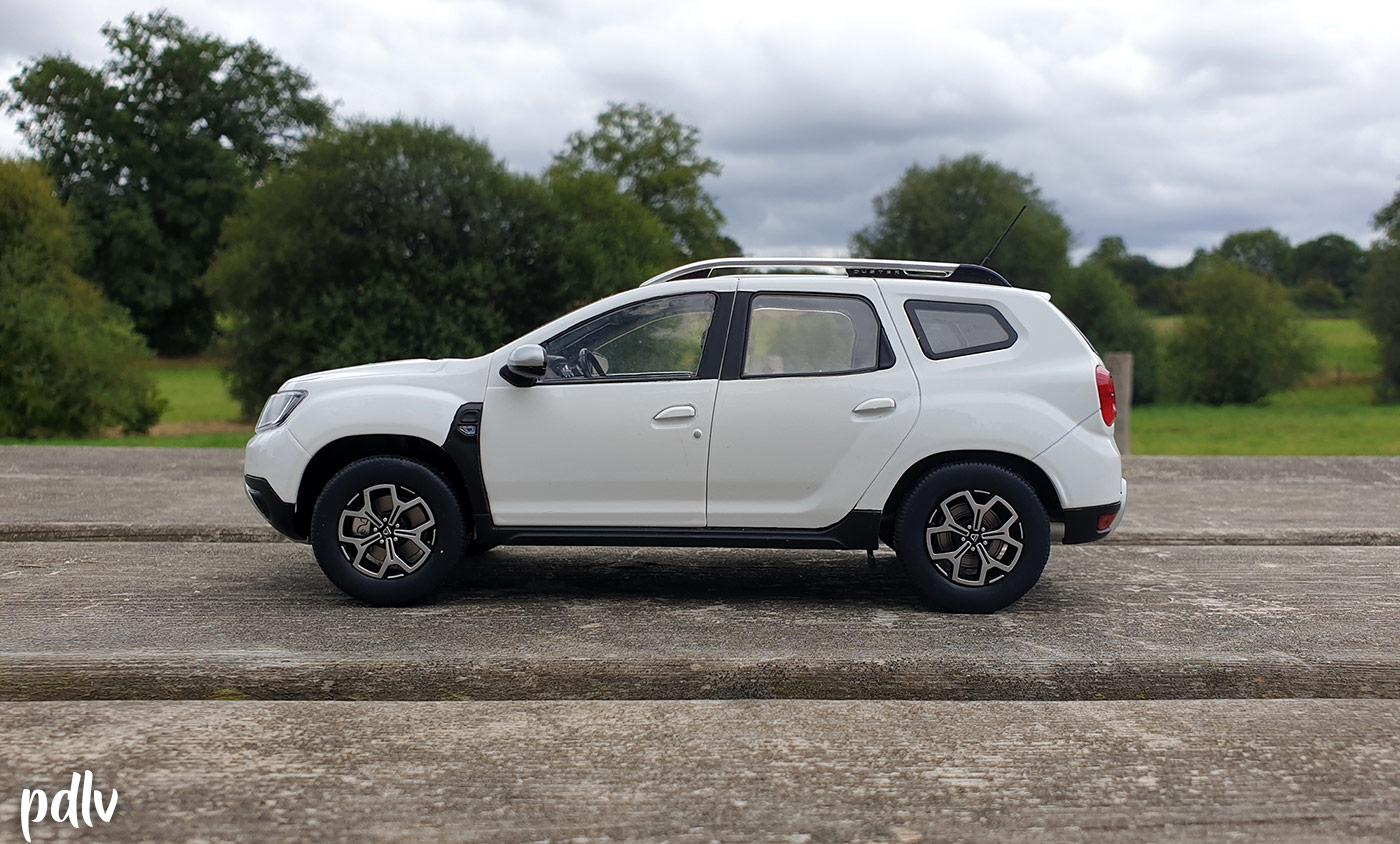 Profil Dacia Duster Solido
