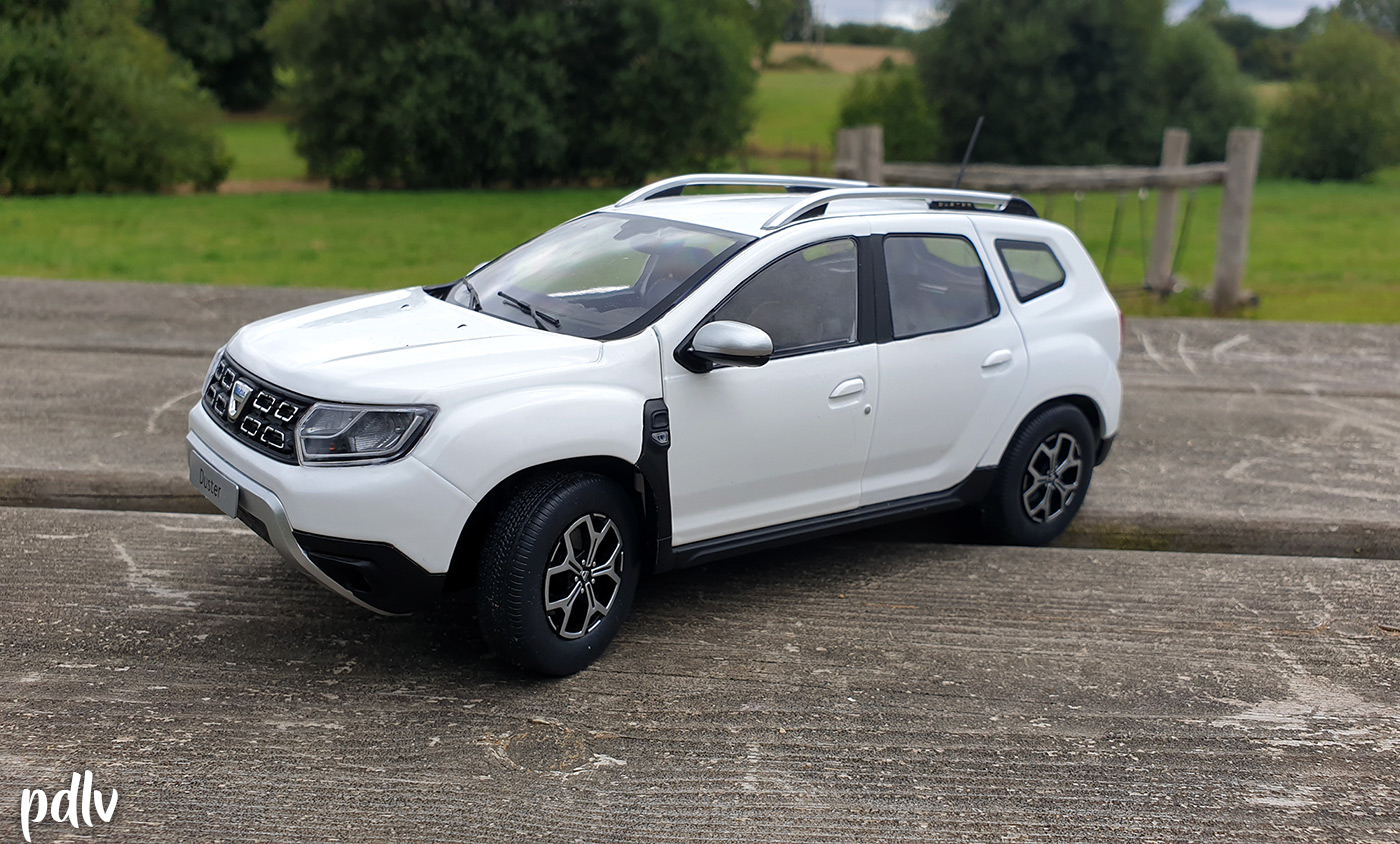 Dacia Duster Solido référence S1804602