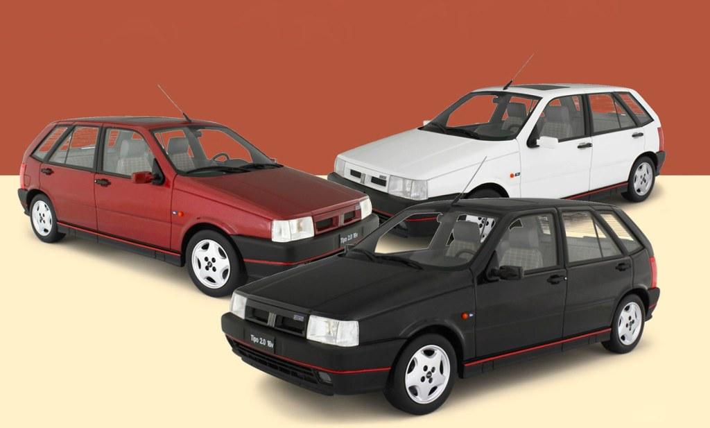 1/18 Fiat Tipo LaudoRacing