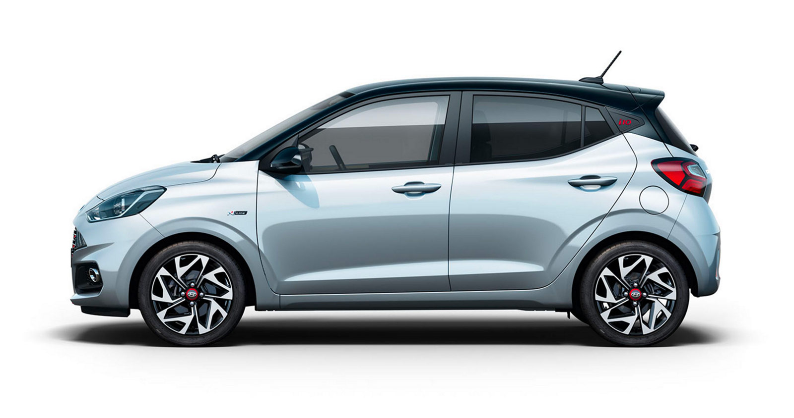 Profil de la Hyundai i10 N Line