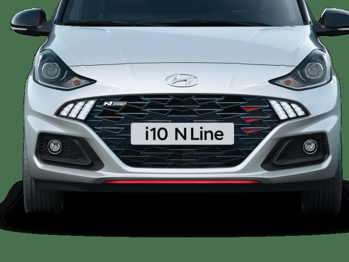 Calandre Hyundai i10 N Line