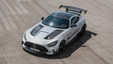 Photo of La Mercedes AMG GT Black Series repousse (encore) les limites