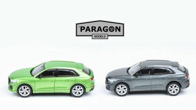 Photo of 1/64 : L'Audi RS Q8 prévu chez Paragon Models