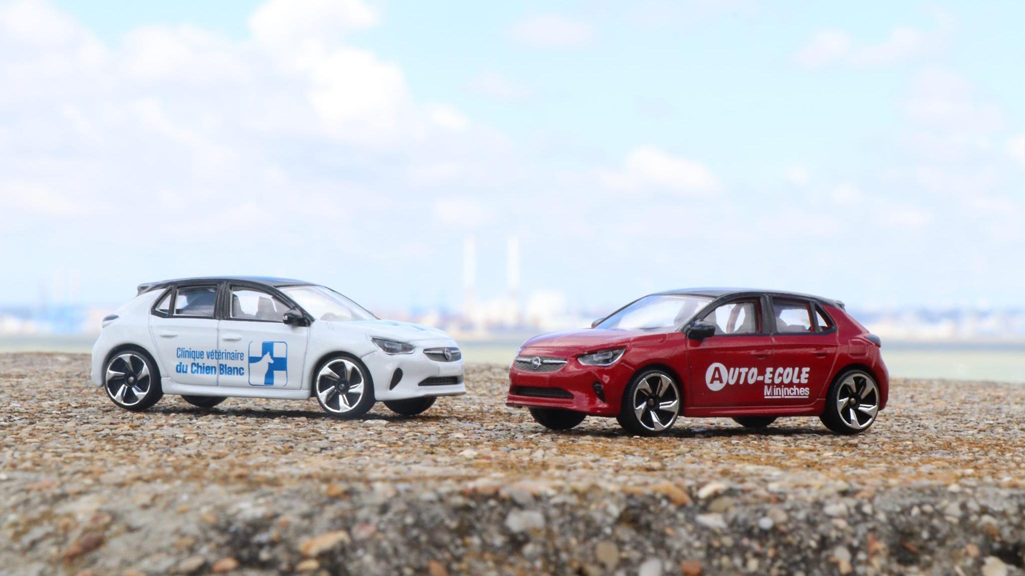 1/64 Opel Corsa Les Petites Mininches