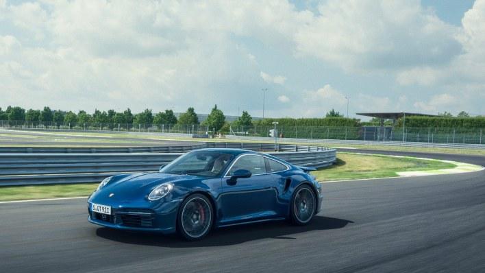 2020 Porsche 911 (992) Turbo