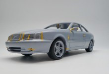 Photo of 1/18 : DNA prépare la Volvo C70 coupé