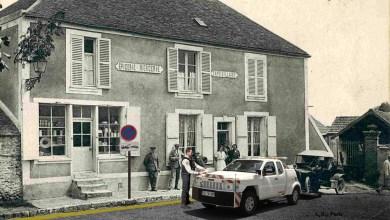 Photo de 10 rues d'autrefois transformées comme aujourd'hui…